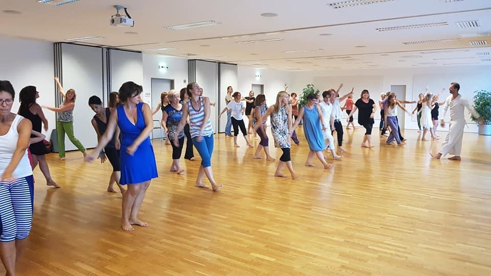 Tanzfest am 2.8.2019