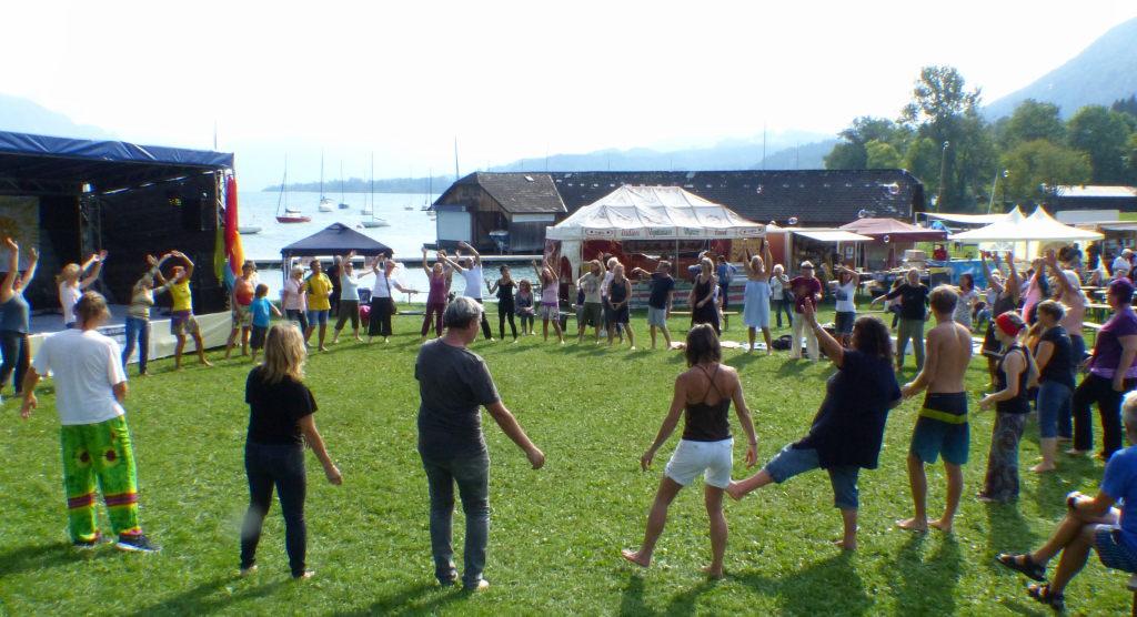 Frieden/Freedance-Fest am Attersee 2019